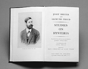 Le livre fondateur de la psychanalyse, écrit par Freud et Breuer