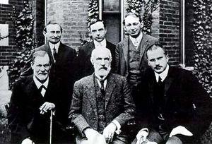 Freud et ses premiers disciples