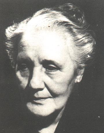 Mélanie Klein, psychanalyste